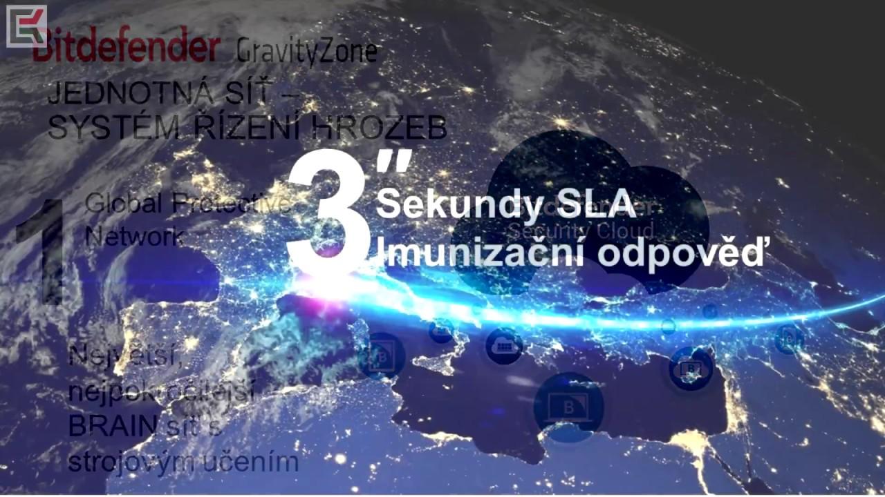 Jaroslav Ludvík: Úvod do konceptu firemního řešení GravityZone od Bitdefender od K-NET.cz