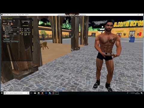 Tutorial Borgata CHNO 3D chat funzioni vip