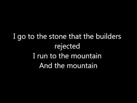 ♪ Whitney Houston feat. The Georgia Mass Choir  -   I Go To The Rock Lyric ♪
