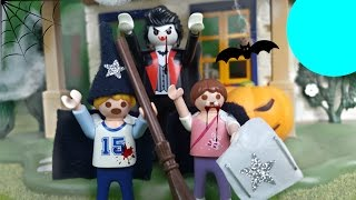 Playmobil Film deutsch DAS GEISTERHAUS / HALLOWEEN-SPECIAL