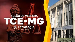 Revisão de Véspera TCE-MG