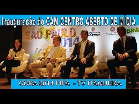 Centro Aberto de Mídia  CAM  -TV ITAQUERA.