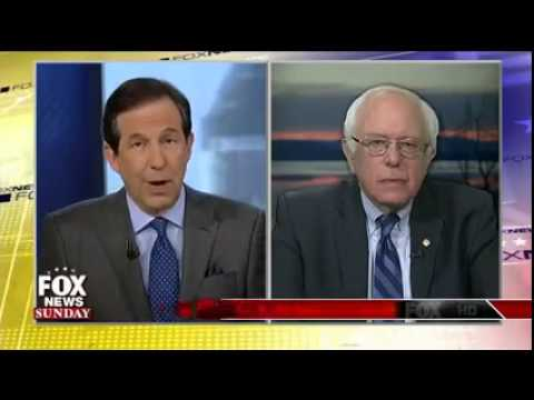 Sanders on Fox News Sunday