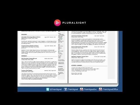 Webinar: Top 10 Resume Tips for IT Pros