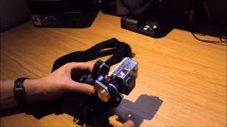 feiyu tech fy wg wearable gimbal for gopro 3 3 4 camera modifications part 2 of 3