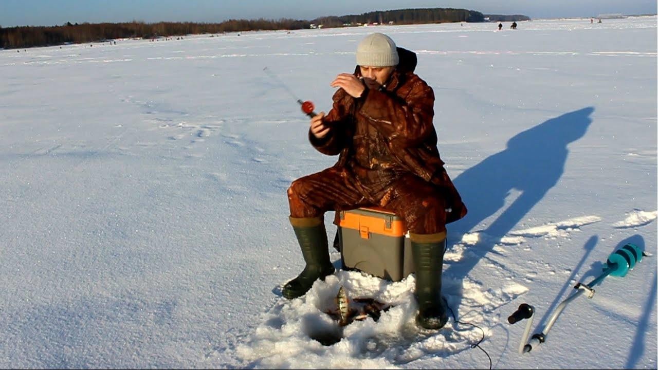 Уроки рыбалки на безмотылку i
