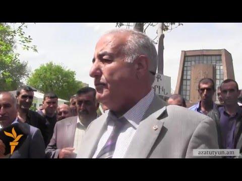 Երևանում բացվեց Շանգալում եզդիների ցեղասպանությանը նվիրված հուշակոթող