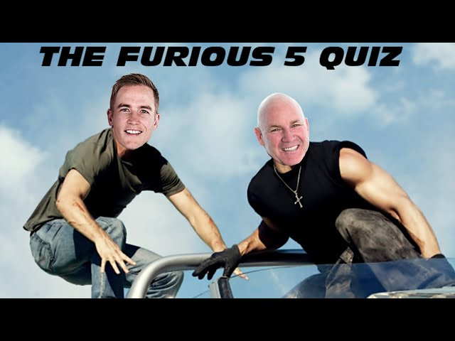 The Furious 5 Quiz Returns   The Rush Hour With Bernie & Jars   Triple M