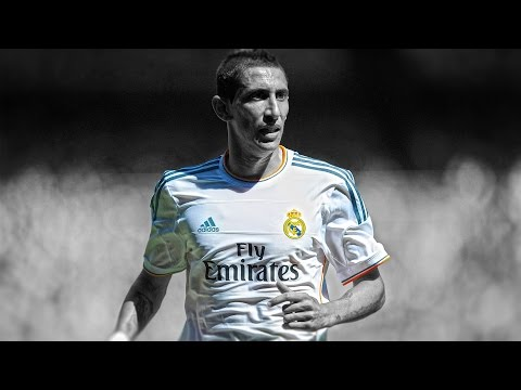 Angel di María ► Welcome To Manchester United l Best Skills,Goals,Assists 2010-2014