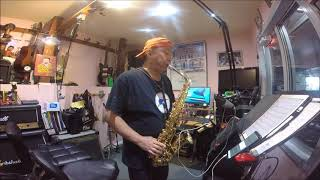 When Will I See You Again The Three Degrees Alto saxophone cover