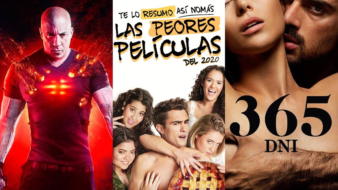 Download Las Peores Peliculas del 2020   #TeLoResumo