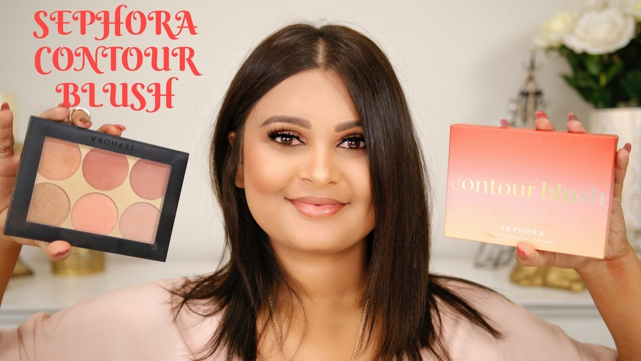 dfb8b51c2bb NEW SEPHORA COLLECTION CONTOUR BLUSH PALETTE