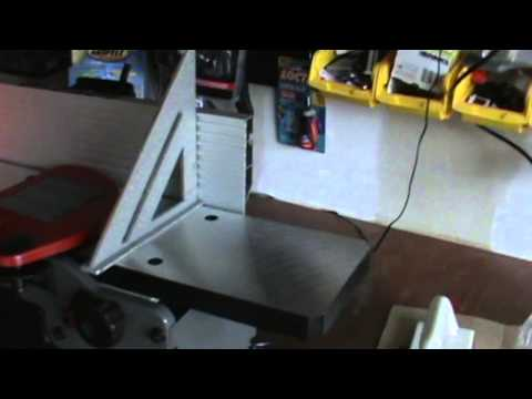 Product review: Porter Cable bench top jointer