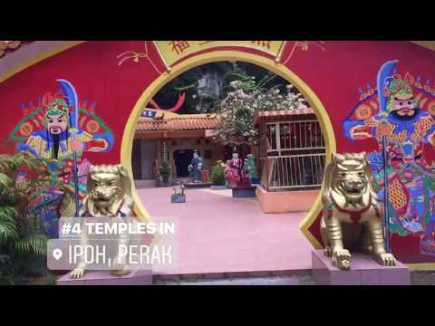 Temples in Ipoh - Malaysia - Visit, Tourism and Travel