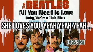 The Mystery Singer in All You Need Is Love
