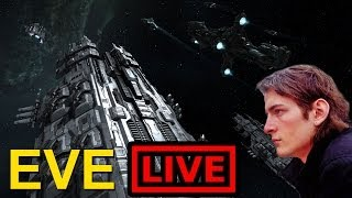EVE Online — [live] stream #11 — мирные галлы (factional warfare)