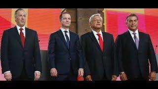 Segundo debate presidencial en vivo desde Tijuana