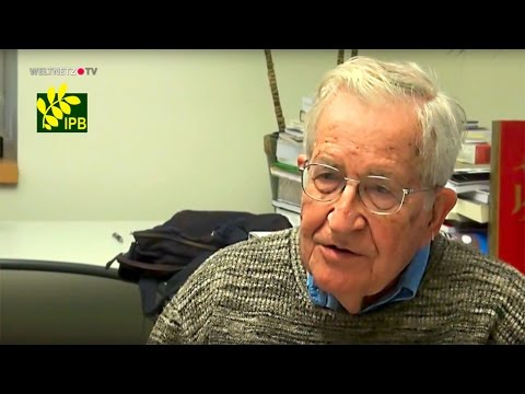 Interview with Noam Chomsky for the IPB World Congress