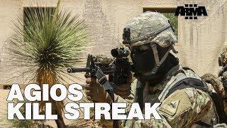 ARMA 3 RHS KOTH: Agios Kill Streak