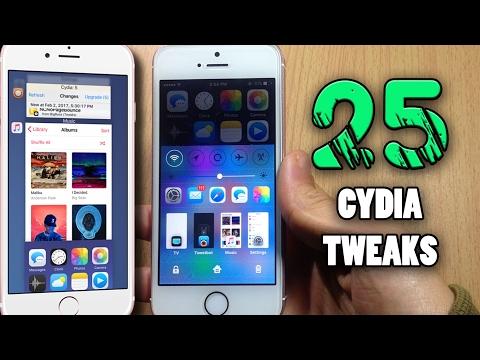 25 BEST iOS 10 - iOS 10.3.3 Cydia Tweaks!
