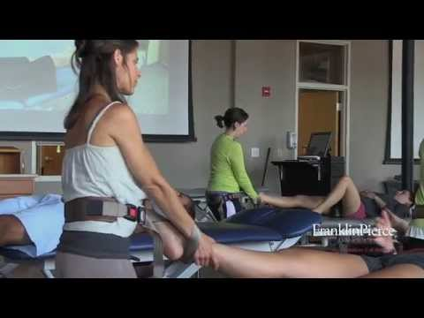 Doctor of Physical Therapy Program at Franklin Pierce University