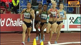 Women's 800m at Ostrava Golden Spike 2018