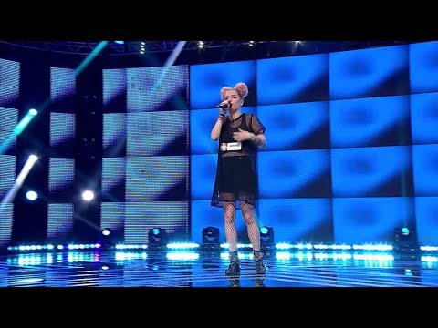 Dua Lipa - Thinking 'Bout You. Vezi aici cum cântă Ana Miruna Ionescu, la X Factor!