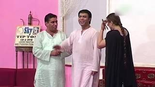 Best Of Nasir Chinyoti and Asif Iqbal New Pakistani Stage Drama Full Comedy Clip | Pk Mast