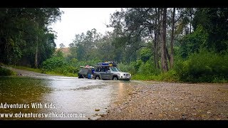 A wet day in QLD