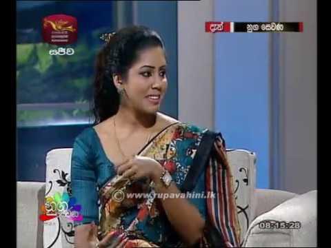 Jaliya Uduwella live on Jathika Rupavahini [ World physiotherapy day ]