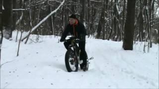 Fatbike AWD BIGFOOT by Veloxy Team