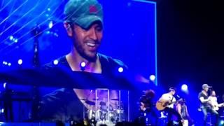 Enrique Iglesias - Ring my bells & Speaks Serbian (SEX and LOVE Tour - Belgrade, Serbia) HD