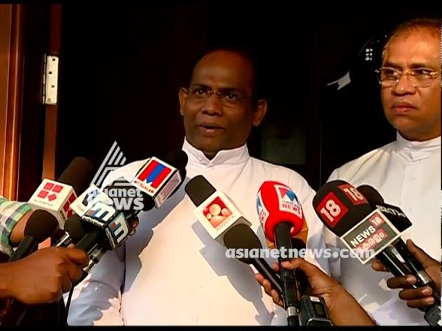 Syro malabar Archdiocese Land Deal : Press Meet 04 Jan 2018