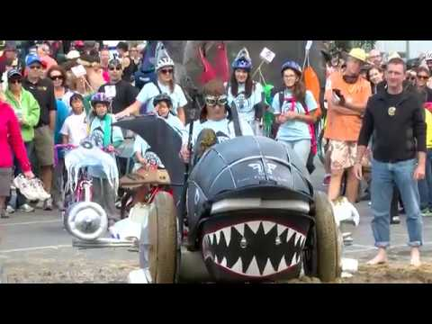 Imagine That -The Story of the First Kinetic Sculpture Race in Lowell