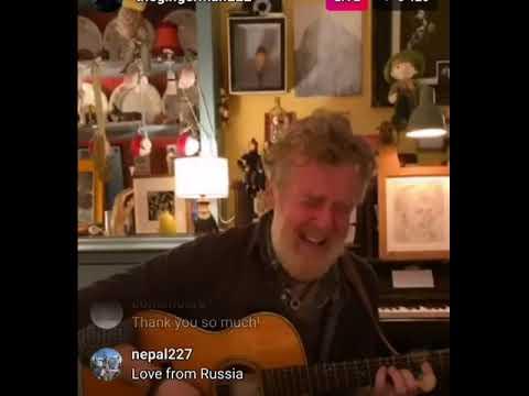 Glen Hansard Heyday (live From His Livingroom)