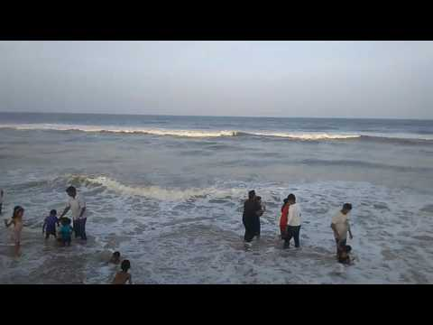 Marina Beachis a naturalurban beachin the city ofChennai, India,