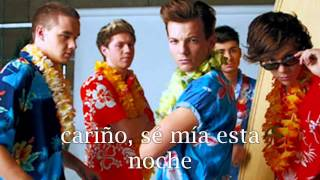 Kiss You - One Direction subtitulada al español.