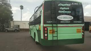 TNSTC Karur Pushback Bus Re Work