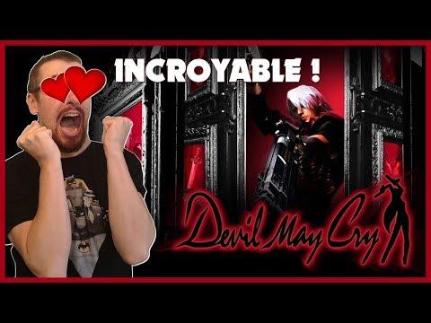 DEVIL MAY CRY 1 le TEST : Le seul, l'unique, LE FABULEUX ! ????