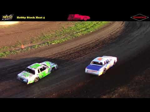 Hobby Stock -- 6/30/17 -- Rapid Speedway