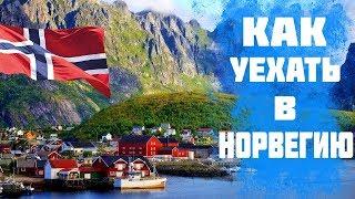 как уехать в Норвегию Что для этого нужно? Валим из Мордора