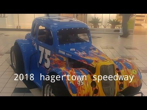 2018 Hagerstown Speedway Mall video