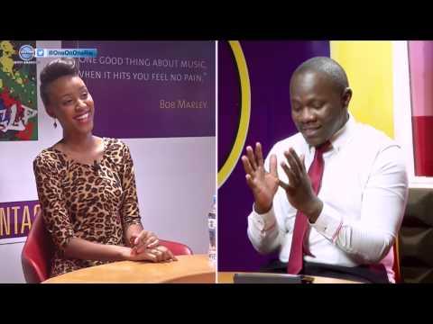 Miss Rwanda 2015 Kundwa Doriane talks to Anangwe on #1o1rw