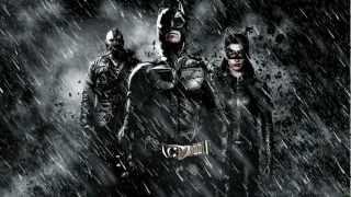 [HD] The Dark Knight Rises - Blu-ray Menu Soundtrack