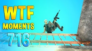 PUBG WTF Funny Daily Moments Highlights Ep 716