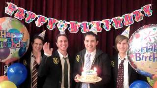 Happy Birthday Laura (Birthday Song!)
