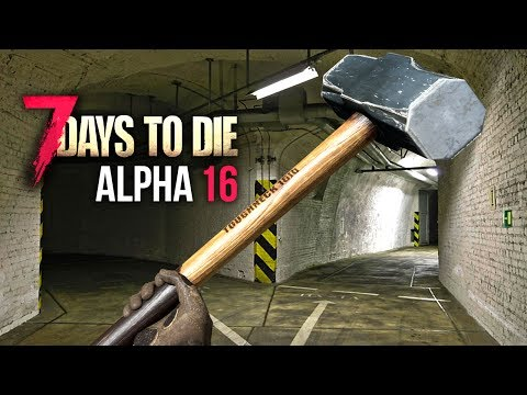 BREAKING AND ENTERING ★ 7 Days To Die (Alpha 16, Ep.29)
