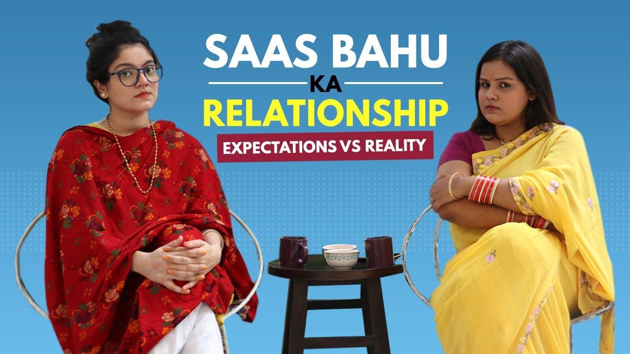 Saas Bahu Ka Complicated Relationship   Family Drama   Comedy Video   Life Tak