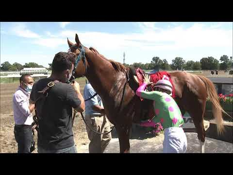 video thumbnail for MONMOUTH PARK 09-05-20 RACE 3