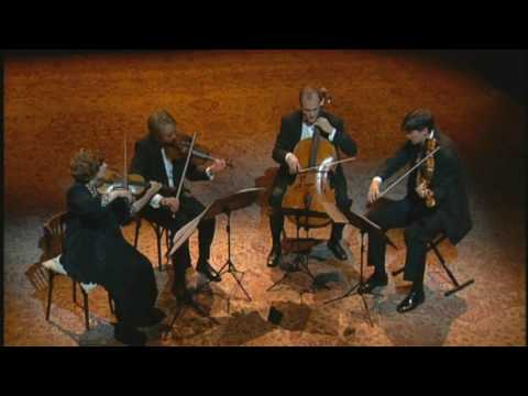 Ludwig van Beethoven - Große Fuge, Op. 133 - Performed by the Artemis Quartet